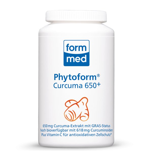 Phytoform® Curcuma 650+