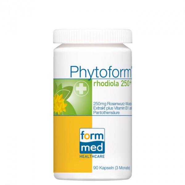 Phytoform® rhodiola 250+