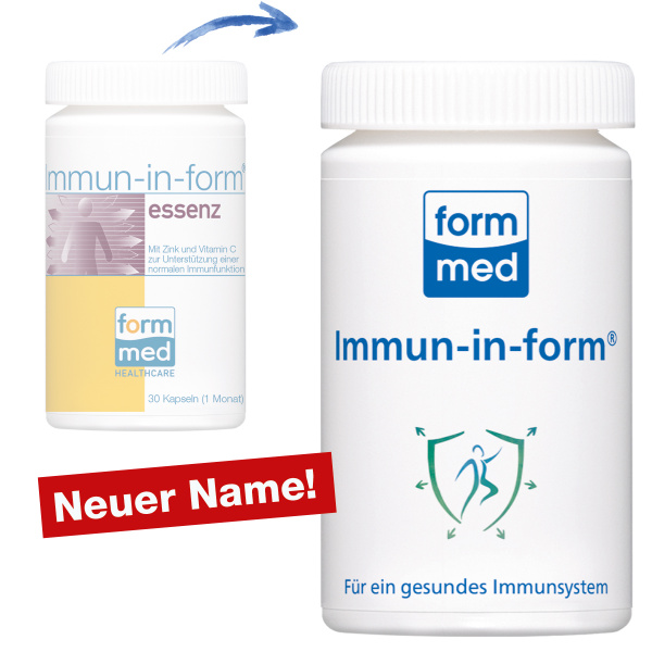 Immun-in-form® (ehem. essenz)