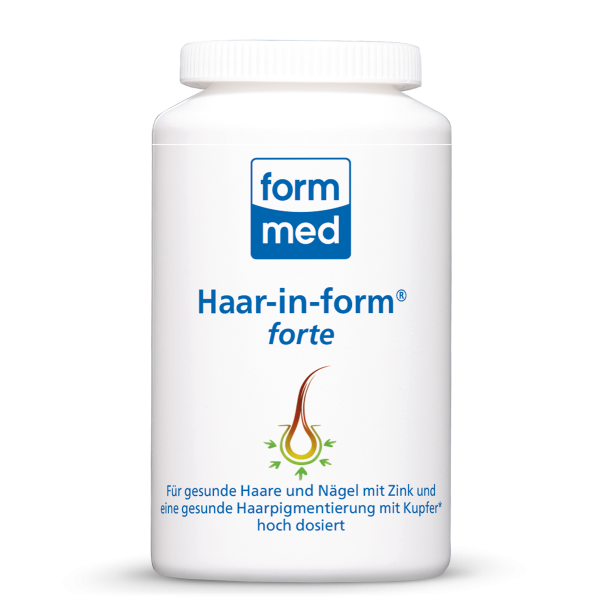 Haar-in-form forte