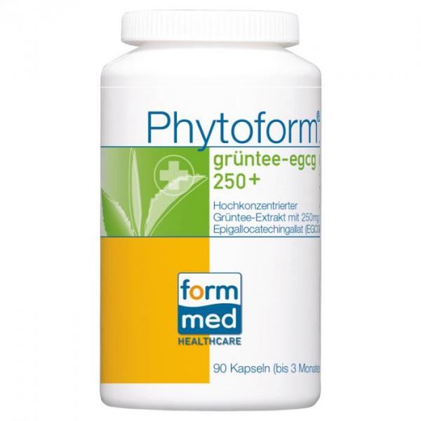 Phytoform® grüntee-egcg 250+