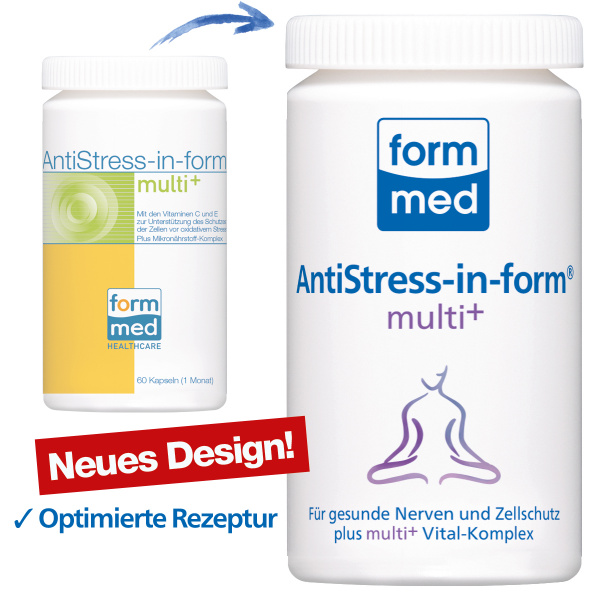 AntiStress-in-form® multi+