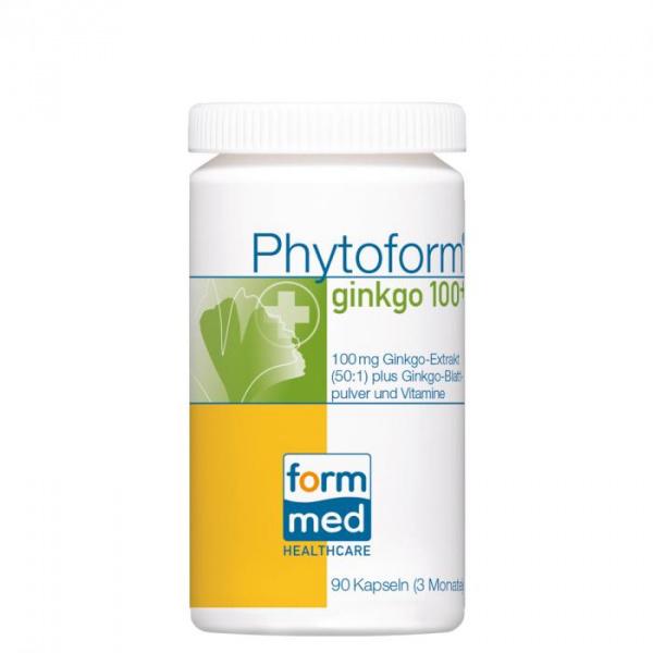 Phytoform® ginkgo 100+