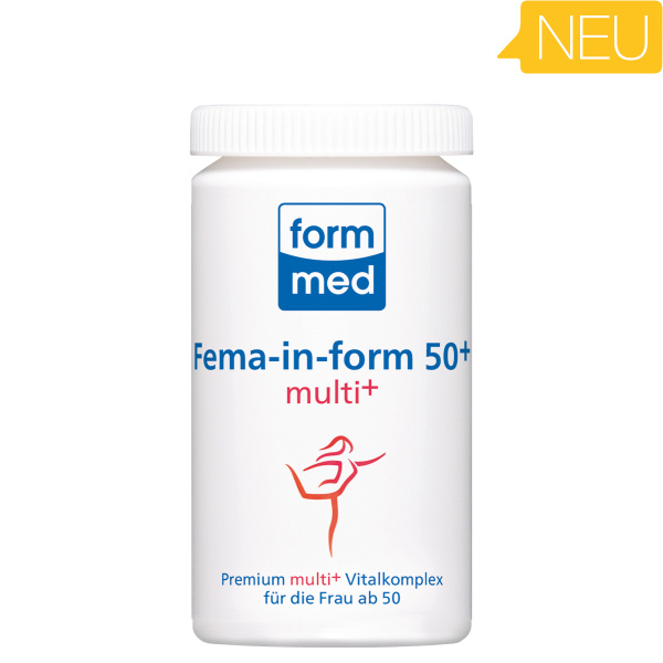 Fema-in-form® 50+ multi+