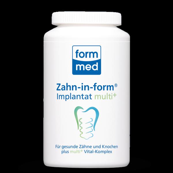Zahn-in-form Implantat multi+