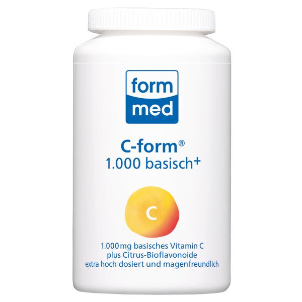C-form® 1.000 basisch+