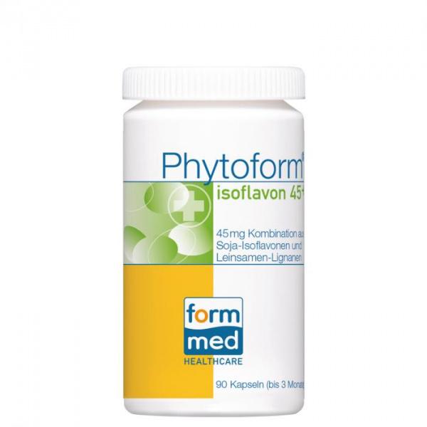 Phytoform® isoflavon 45+