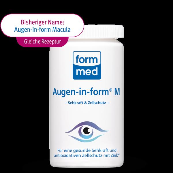 Augen-in-form M