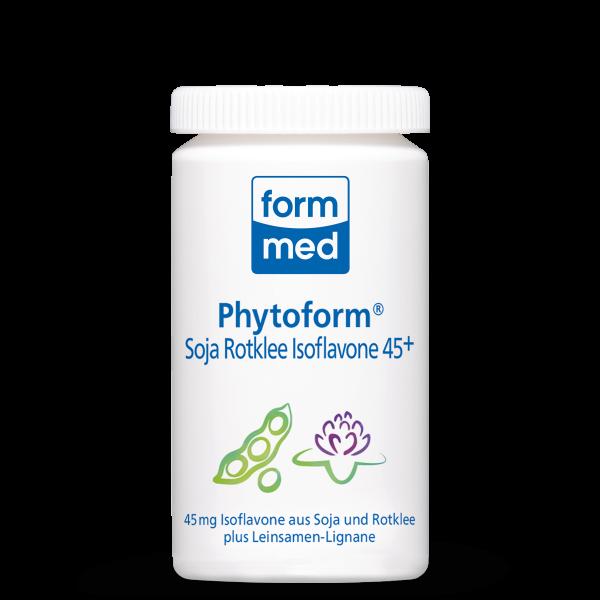 Phytoform® Soja Rotklee Isoflavone 45+