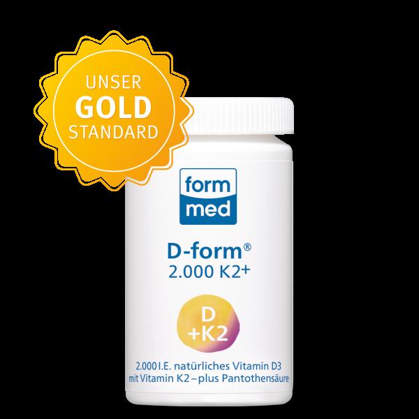 D-form® 2.000 K2+