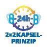 2x2 Kapsel-Prizip
