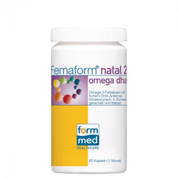Femaform® natal 2 omega dha