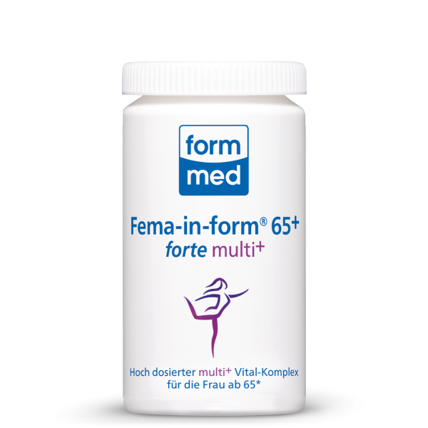 Fema-in-form® 65+ forte multi+