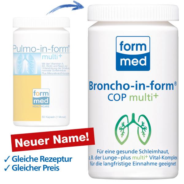 Broncho-in-form® COP multi+