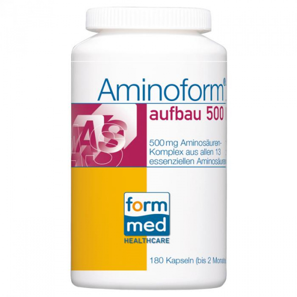 Aminoform® aufbau 500